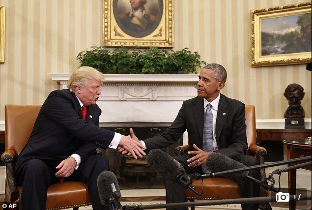 Pertemuan Obama & Trump di White House: Analisa Bahasa Badan
