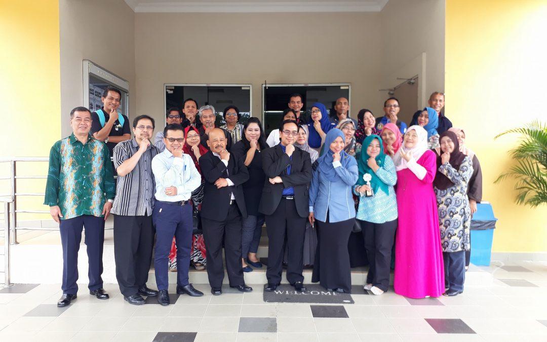 Bahasa Badan Akrab Super bersama RTM