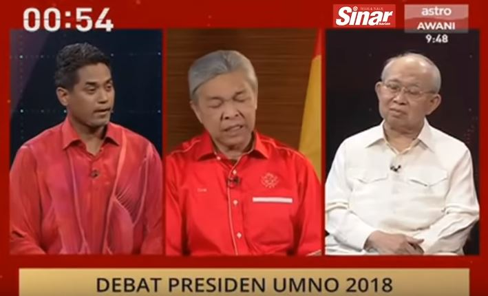 Debat Presiden UMNO