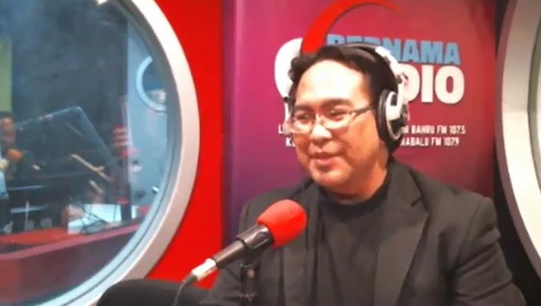 Temubual di BERNAMA Radio