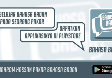 Mobile Apps Bahasa Badan
