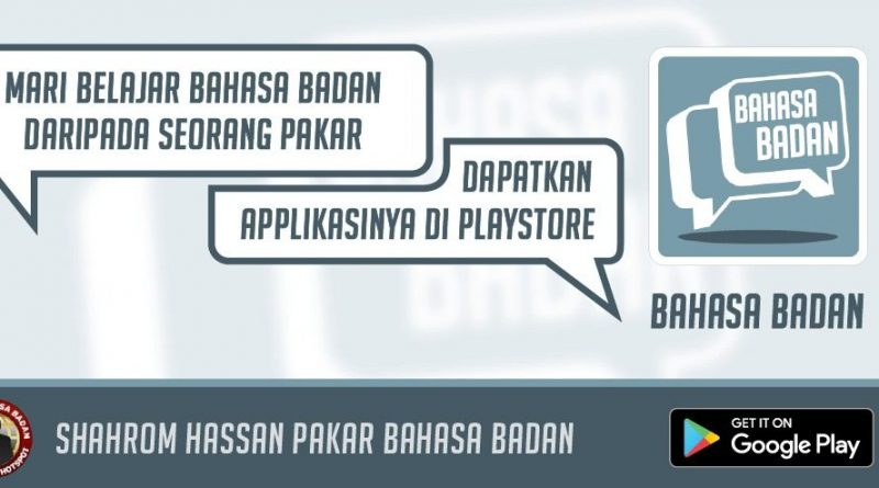 Mobile Apps Bahasa Badan