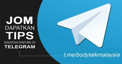 Body Talk di Telegram