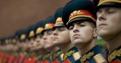 Senyuman Orang Russia
