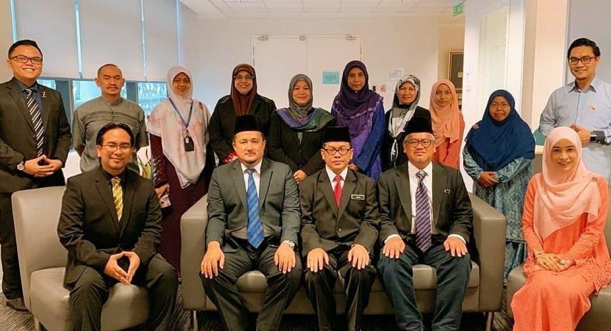 Kursus Pentauliahan BLC bersama  Jabatan Kehakiman Syariah Malaysia